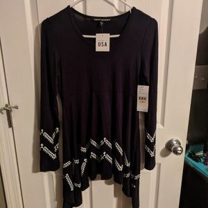 Nwt tunic top from bloomingdales